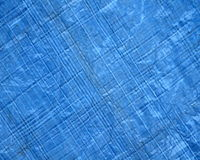 Błękitna Plastikowa tekstura Obrazy Royalty Free