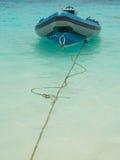 Prędkości łódź Zdjęcie Royalty Free