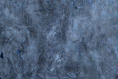 Błękitna projekt kurenda szczotkował szalunek teksturę - ładny abstrakcjonistyczny fotografii tło zdjęcie royalty free