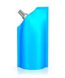 Błękitna spout kieszonka Zdjęcie Royalty Free