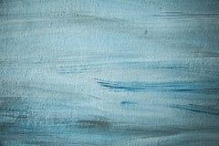 Błękitna tło tekstura Zdjęcia Royalty Free