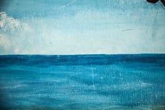 Błękitna tło tekstura Zdjęcia Stock