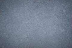 Błękitna tło tekstura szorstki asfalt, odgórny widok Obraz Stock