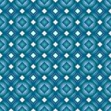 Błękitna tekstura. Wektorowy bezszwowy tło Zdjęcie Royalty Free