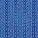 Błękitna tkanina Obrazy Royalty Free