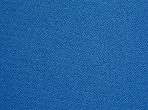 Błękitna tkanina dla tła Obrazy Royalty Free