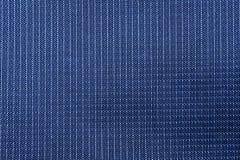 Błękitna w kratkę tekstura Obrazy Stock