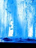 błękitna woda abstrakcyjna Zdjęcia Royalty Free