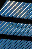 błękitnawy abstrakcyjne tło Fotografia Royalty Free