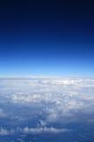 błękitne niebo. Zdjęcie Stock
