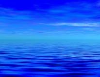 błękitne niebo. Fotografia Stock