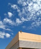 błękitne niebo Obraz Stock