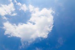 błękitne niebo Zdjęcia Royalty Free