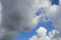 błękitne niebo Zdjęcie Royalty Free