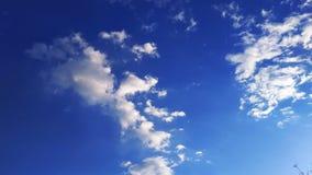 błękitne niebo białe chmury Natura desktops Krajobraz wallpapers zdjęcia stock