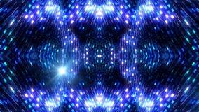 Błękitne Połyskuje fale zbiory wideo