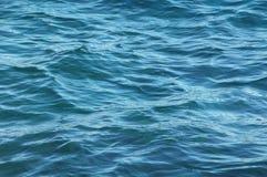 Błękitne Wody Macha teksturę Zdjęcia Royalty Free