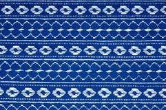 Błękitnego faborku tło Fotografia Stock