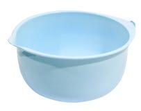 Błękitnego koloru Plastikowy puchar Obrazy Royalty Free