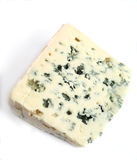 błękitnego sera roquefort francuska miękka część Fotografia Royalty Free