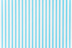błękitnej i białej linii wzór Obrazy Royalty Free