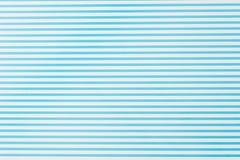 błękitnej i białej linii wzór Zdjęcia Royalty Free