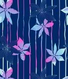 Błękitni kwiaty. Zdjęcie Stock