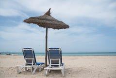 Błękitni morza i bryczki hole Zdjęcie Stock