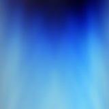 Błękitni płomienie royalty ilustracja