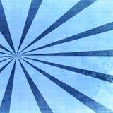Błękitni promienie Zdjęcie Stock