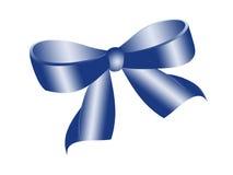 błękitny łęk Obrazy Stock