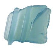 błękitny łamająca łamającego szkła rzeka zdjęcie royalty free