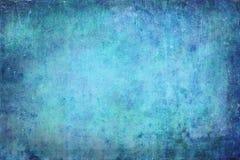 Błękitny żyłkowany, zakłopotany tło, obraz royalty free