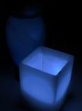 Błękitny Obraz Royalty Free