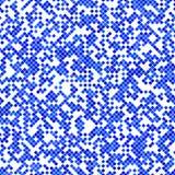 Błękitny abstrakcjonistyczny przekątna kwadrata wzoru tła projekt - wektorowa grafika royalty ilustracja