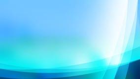 Błękitny abstrakcjonistyczny tło, tapeta Obraz Stock