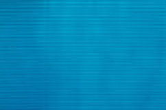 Błękitny aluminium wzór Zdjęcia Royalty Free