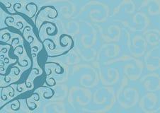 Błękitny background/ Zdjęcie Stock