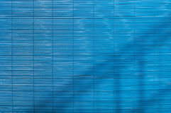 Błękitny bambusa ekran obrazy royalty free