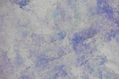 Błękitny barwiony malujący tekstury tło zdjęcie royalty free
