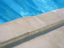 błękitny basen Obrazy Stock