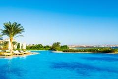błękitny basenu republiki woda Zdjęcie Royalty Free
