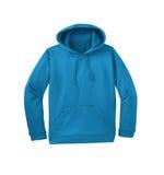 błękitny bawełniany pulower obraz royalty free