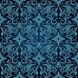 błękitny bezszwowa tapeta Zdjęcia Royalty Free