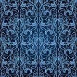 błękitny bezszwowa tapeta Zdjęcie Stock