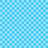 Błękitny bezszwowy tkaniny tekstury wzór Zdjęcia Stock