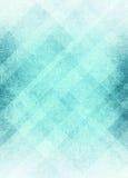 Błękitny biały abstrakcjonistyczny tło projekt z teksturą Zdjęcie Royalty Free