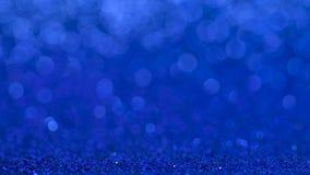 Błękitny bożych narodzeń lub nowego roku tło zbiory