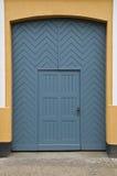 błękitny brama Fotografia Stock