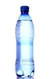 błękitny butelki kropel woda Obrazy Stock
